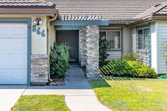 866 Cypress Street, Manteca, CA 95336 (MLS #221084675) :: eXp Realty of California Inc