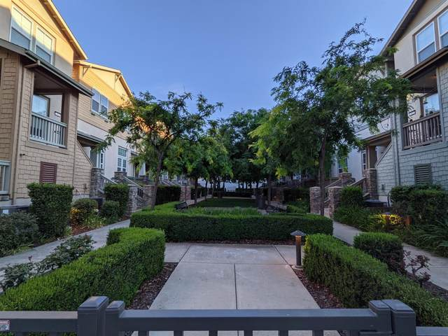 403 Washington Sq, Sacramento, CA 95811 (MLS #221085555) :: Live Play Real Estate | Sacramento