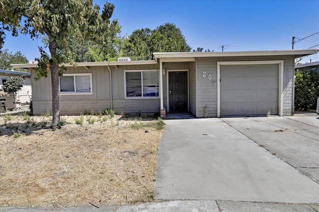 20 Wightman Court, Antioch, CA 94509 (MLS #221085781) :: The Merlino Home Team