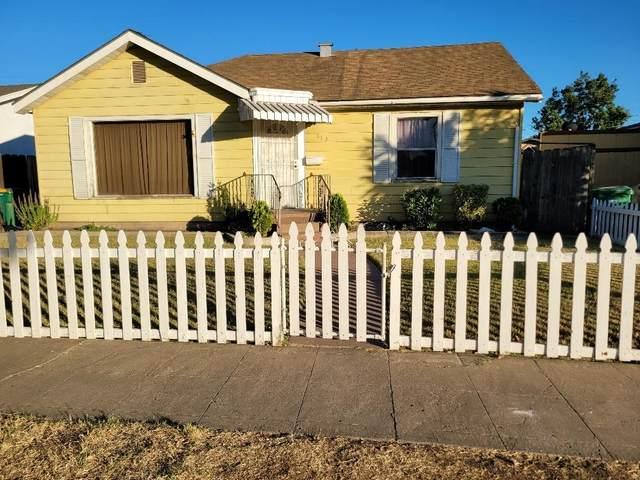 312 E Ellis Street, Stockton, CA 95204 (MLS #221085864) :: Keller Williams - The Rachel Adams Lee Group