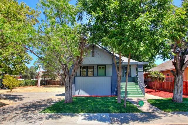2791 42nd Street, Sacramento, CA 95817 (MLS #221085978) :: 3 Step Realty Group