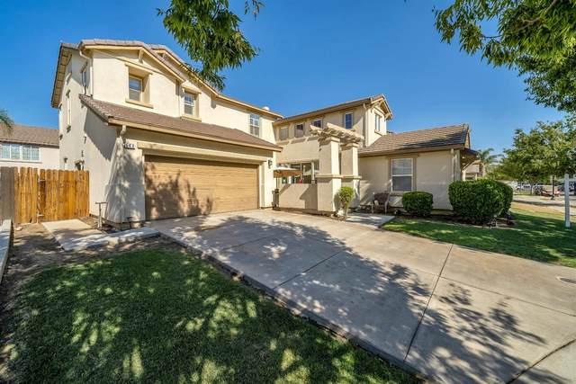548 Squash Creek Lane, Patterson, CA 95363 (MLS #221087108) :: The Merlino Home Team