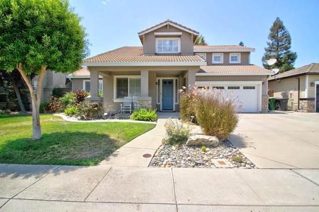 4401 Crown Valley Way, Modesto, CA 95356 (MLS #221087507) :: 3 Step Realty Group
