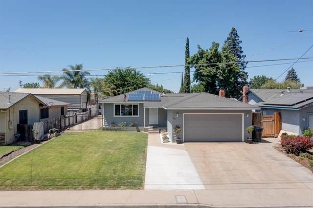 930 E C Street, Oakdale, CA 95361 (MLS #221087528) :: Keller Williams - The Rachel Adams Lee Group