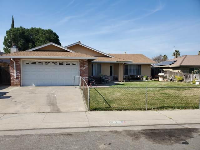 801 Alway Drive, Modesto, CA 95351 (MLS #221087570) :: The Merlino Home Team