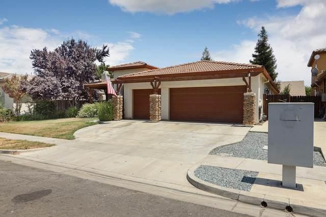40 Walker Ranch Parkway, Patterson, CA 95363 (MLS #221087668) :: The Merlino Home Team