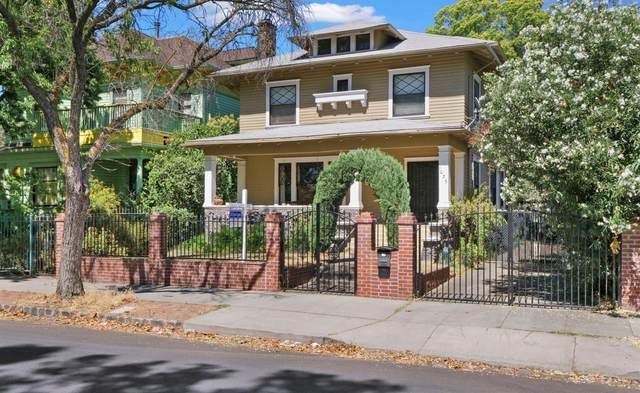 1036 N Hunter Street, Stockton, CA 95202 (MLS #221087721) :: Keller Williams - The Rachel Adams Lee Group