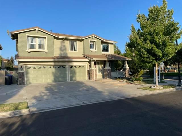 4450 Cherry Blossom Lane, Turlock, CA 95382 (MLS #221087821) :: Keller Williams - The Rachel Adams Lee Group