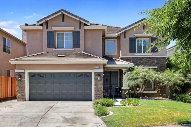 4681 Glenhaven Drive, Tracy, CA 95377 (MLS #221088209) :: Keller Williams Realty
