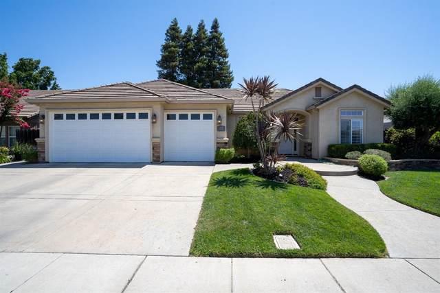 558 Springcreek Place, Manteca, CA 95337 (MLS #221088276) :: Keller Williams - The Rachel Adams Lee Group