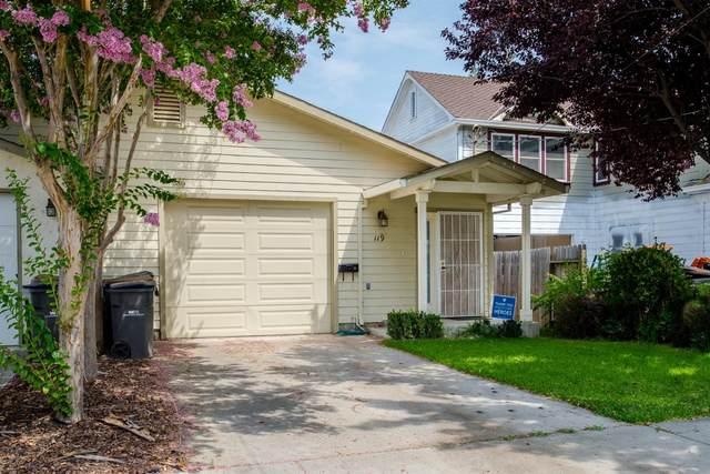 119 Elm Street, Woodland, CA 95695 (MLS #221088301) :: Live Play Real Estate | Sacramento