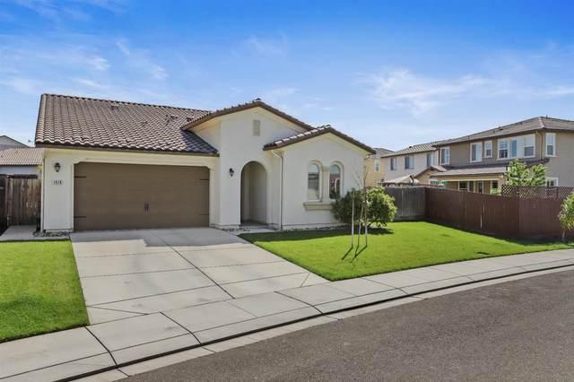 1470 Rosy Dawn Lane, Manteca, CA 95337 (MLS #221088303) :: The Merlino Home Team