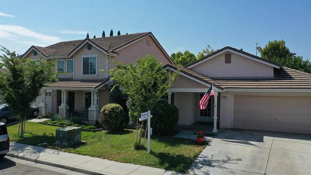 1120 Yellowhammer Drive, Patterson, CA 95363 (MLS #221088311) :: The Merlino Home Team