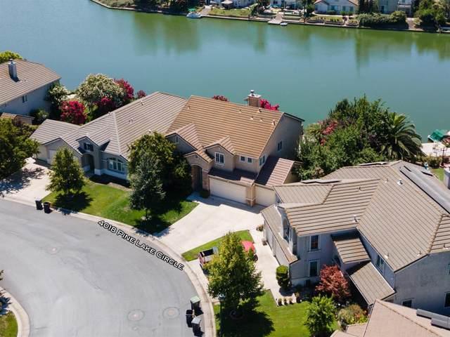 4018 Pine Lake Circle, Stockton, CA 95219 (MLS #221088635) :: The Merlino Home Team