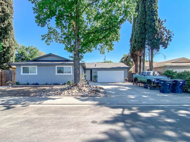 1338 Pepperwood Drive, Modesto, CA 95350 (MLS #221088970) :: Keller Williams - The Rachel Adams Lee Group