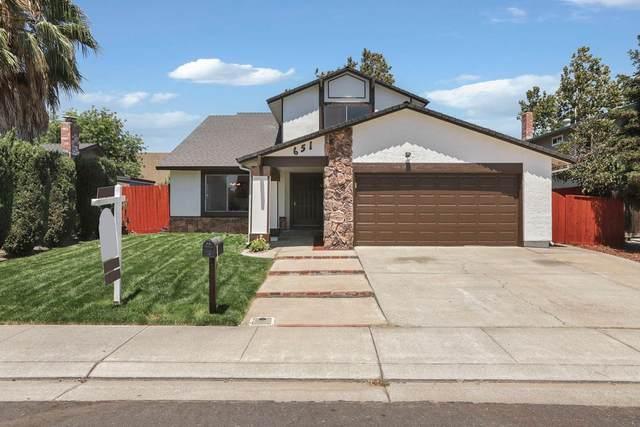 651 Scarlett Place, Tracy, CA 95376 (MLS #221089014) :: Keller Williams - The Rachel Adams Lee Group