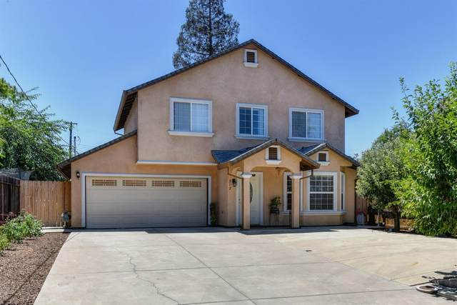 312 Anderson Court, Sacramento, CA 95838 (MLS #221089165) :: Heather Barrios