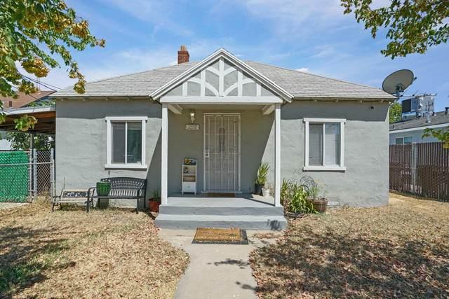 2558 Taft Street, Sacramento, CA 95815 (MLS #221089245) :: CARLILE Realty & Lending