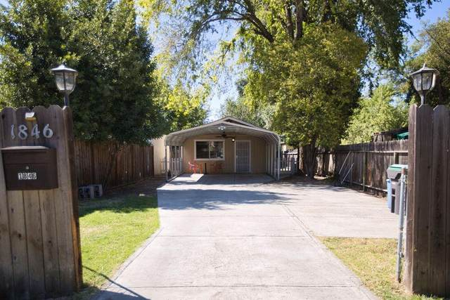 1846 W Willow Street, Stockton, CA 95203 (MLS #221089302) :: Keller Williams - The Rachel Adams Lee Group