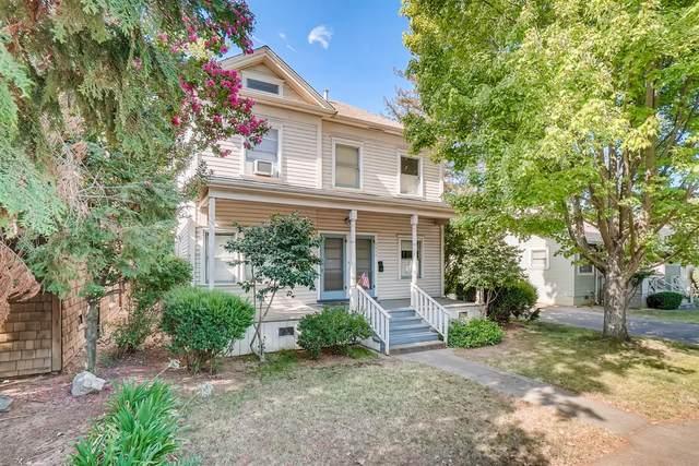 4914 K Street, Sacramento, CA 95819 (MLS #221089369) :: CARLILE Realty & Lending