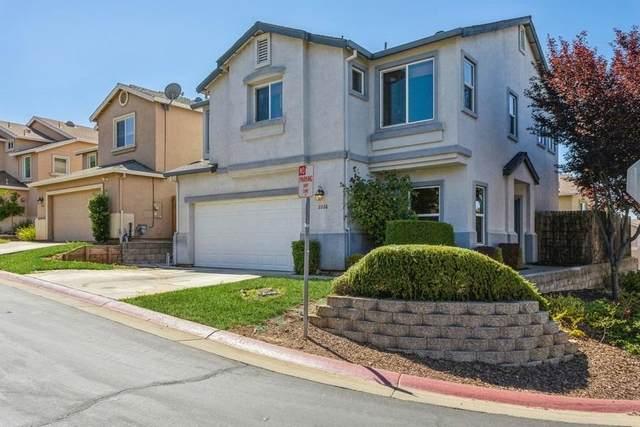 2268 Winterhaven Drive, Cameron Park, CA 95682 (MLS #221089389) :: The Merlino Home Team