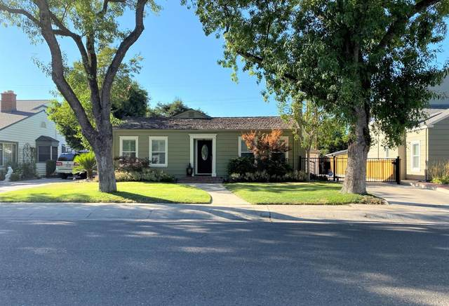 829 W Monterey Avenue, Stockton, CA 95204 (MLS #221089476) :: Keller Williams - The Rachel Adams Lee Group