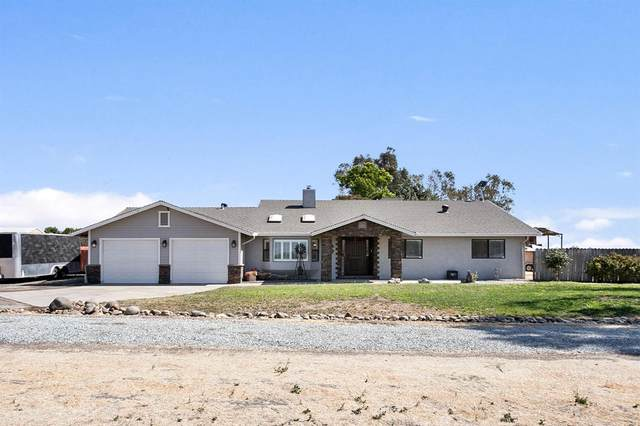 7800 Patterson Road, Oakdale, CA 95361 (MLS #221089581) :: The Merlino Home Team