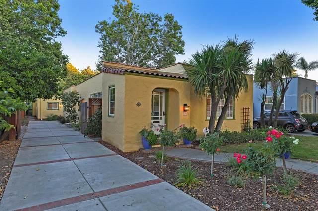 726 Harding Avenue, San Jose, CA 95126 (MLS #221089599) :: REMAX Executive