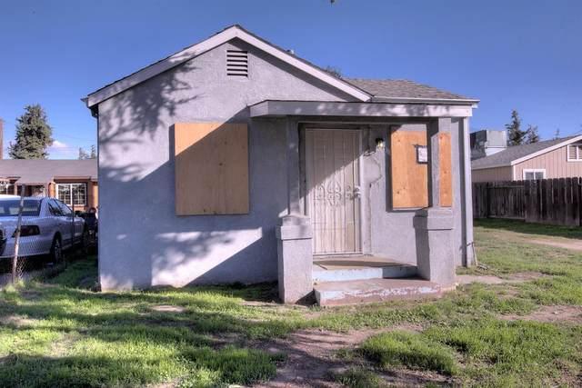 708 S Santa Cruz Avenue, Modesto, CA 95354 (MLS #221089776) :: Keller Williams - The Rachel Adams Lee Group