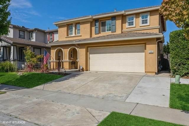 2444 Kinsella Way, Roseville, CA 95747 (MLS #221089923) :: Heidi Phong Real Estate Team