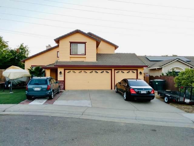 8529 Tullia Place, Antelope, CA 95843 (MLS #221089936) :: Keller Williams - The Rachel Adams Lee Group