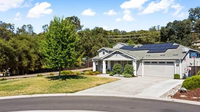 21667 Cascade Crossing Road, Grass Valley, CA 95949 (MLS #221090002) :: Heather Barrios