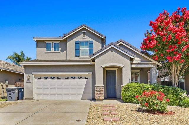 10149 Lofton Way, Elk Grove, CA 95757 (MLS #221090003) :: Keller Williams - The Rachel Adams Lee Group