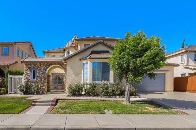 2527 Greystone Drive, Tracy, CA 95377 (MLS #221090096) :: Keller Williams - The Rachel Adams Lee Group