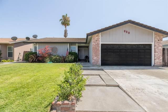 820 Brandywine Street, Manteca, CA 95336 (MLS #221090267) :: 3 Step Realty Group