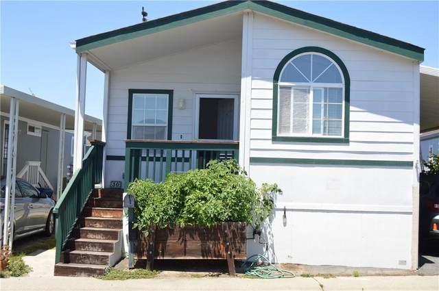 1040 38th Avenue #30, Santa Cruz, CA 95062 (MLS #221090538) :: Heather Barrios