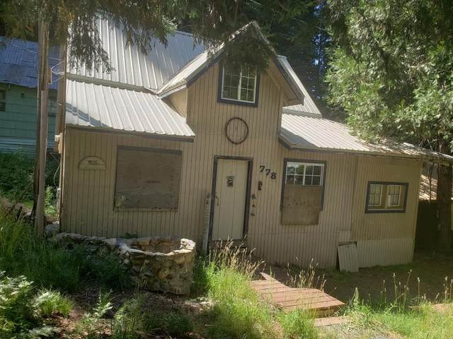 778 Blue Canyon Rd, Emigrant Gap, CA 95715 (MLS #221090589) :: The Merlino Home Team