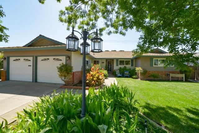 3701 Poinsettia Drive, Modesto, CA 95356 (MLS #221090890) :: Keller Williams - The Rachel Adams Lee Group