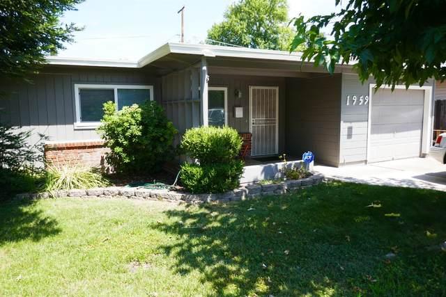 1959 Calhoun Way, Stockton, CA 95207 (MLS #221090922) :: Keller Williams - The Rachel Adams Lee Group