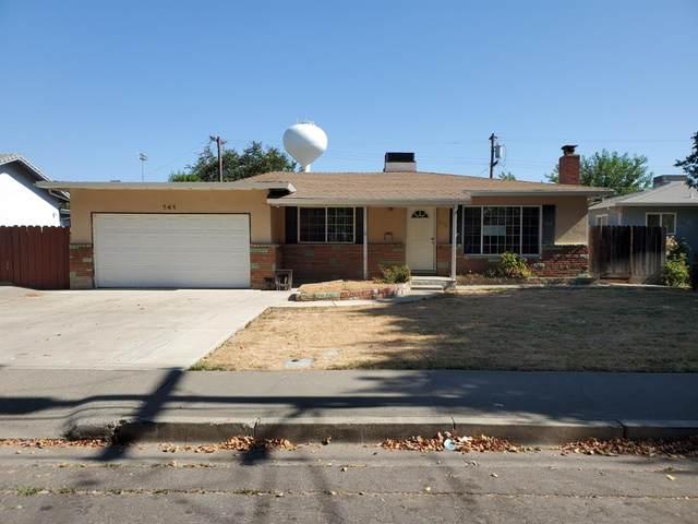 141 Clover Street, Woodland, CA 95695 (MLS #221091212) :: Heather Barrios