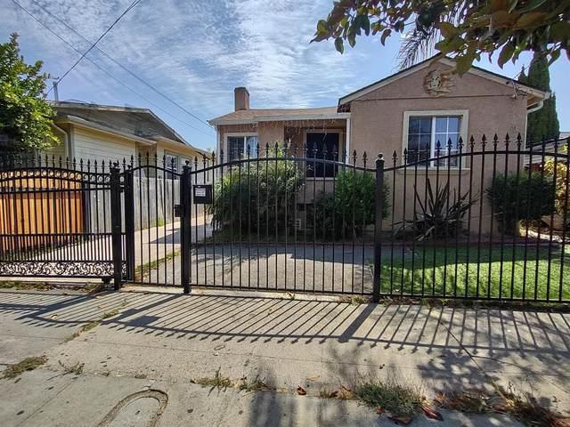 3115 Bona Street, Oakland, CA 94601 (MLS #221091553) :: Keller Williams - The Rachel Adams Lee Group