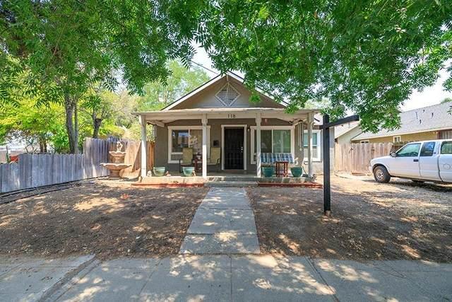 118 Bodem Street, Modesto, CA 95350 (MLS #221091603) :: Keller Williams Realty