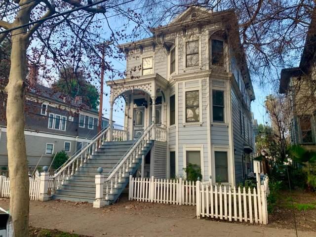 512 10th Street, Sacramento, CA 95814 (MLS #221091766) :: Keller Williams Realty