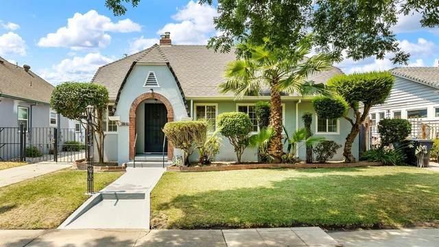 1851 Lomita Avenue, Stockton, CA 95204 (MLS #221091976) :: Dominic Brandon and Team