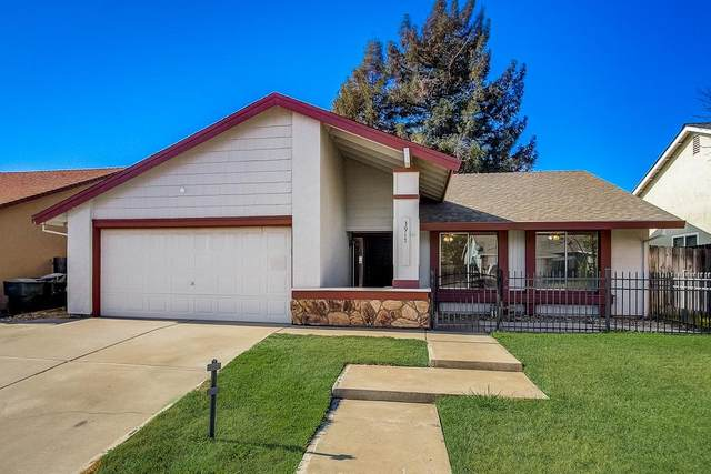 3917 Sitting Bull Way, Antelope, CA 95843 (MLS #221092208) :: The Merlino Home Team