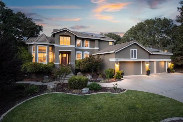 1183 Manning Drive, El Dorado Hills, CA 95762 (MLS #221092280) :: 3 Step Realty Group