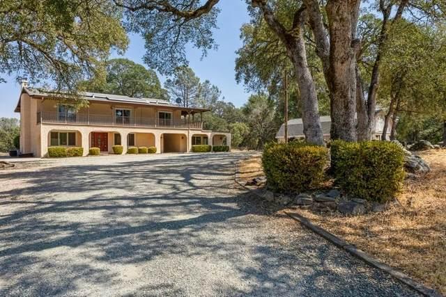 4210 Maverick Road, Shingle Springs, CA 95682 (MLS #221092510) :: The Merlino Home Team