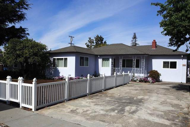 588 Saratoga Avenue, Santa Clara, CA 95050 (MLS #221092626) :: The Merlino Home Team