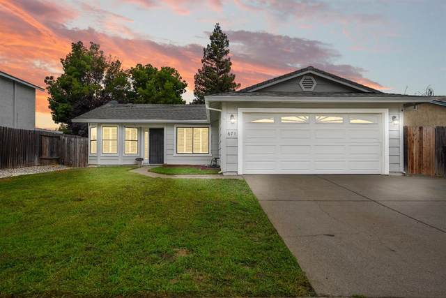 671 Grider Drive, Roseville, CA 95678 (MLS #221092851) :: ERA CARLILE Realty Group