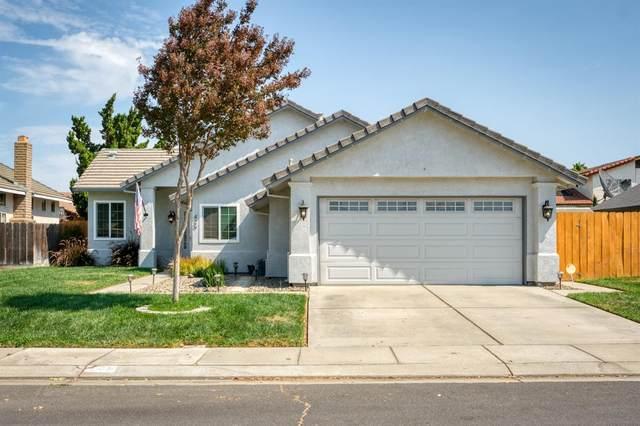 439 Vin Rose Way, Manteca, CA 95337 (MLS #221093521) :: 3 Step Realty Group